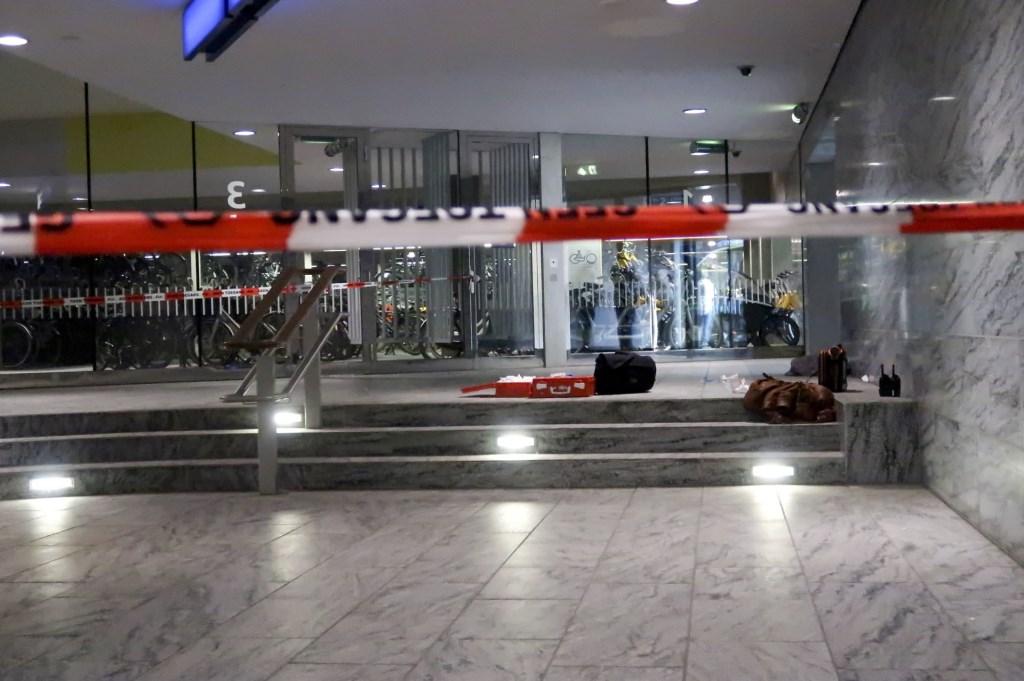 Een 23-jarige Bredanaar is donderdag gewond geraakt bij een steekincident in het station.