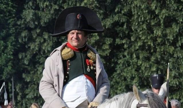 Er komen Napoleontische re-enactors naar Wuustwezel van 27 t/m 29 september.