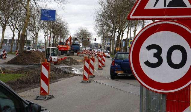 Wegwerkzaamheden Konijnenberg
