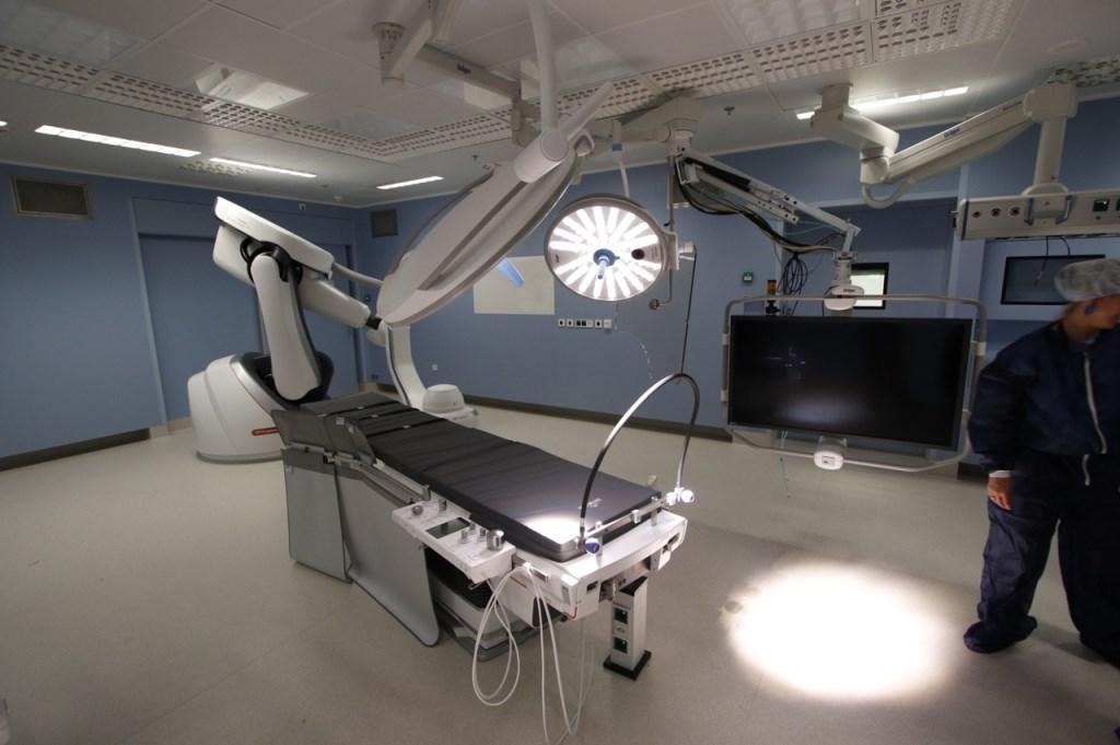 Operatiekamer.  Foto: Wijnand Nijs © BredaVandaag
