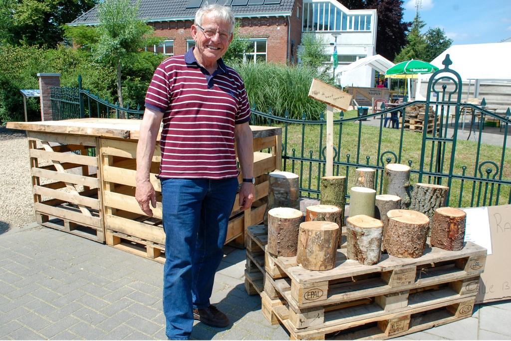 Piet Hendrikx wint helaas geen bierpakket Foto: Elles Jansen © Internetbode