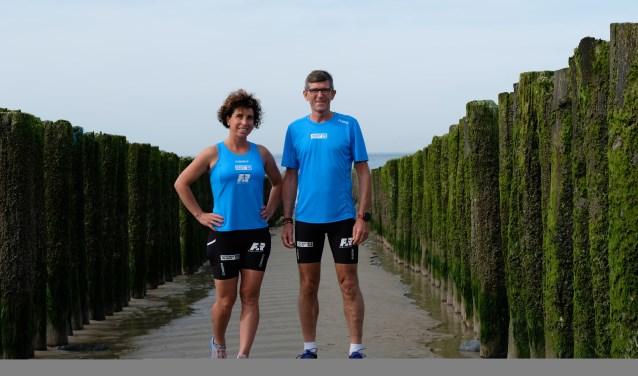 Monique Verschuure en Jan de Wilde zijn de gezichten van ProRunning.