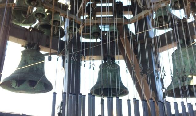 klokken carillon Veere