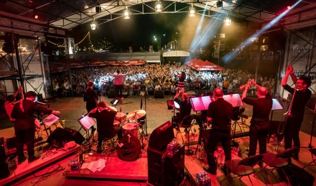 Het Spanjaardsgat festival.
