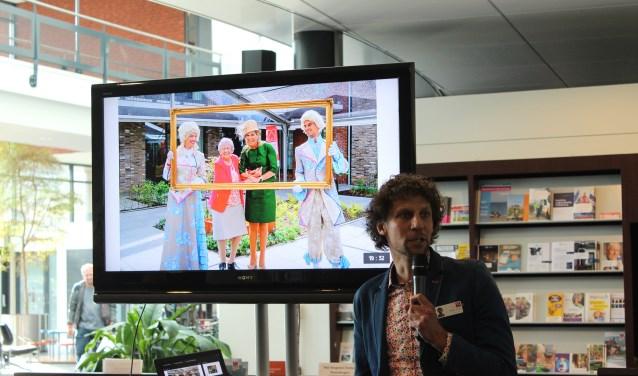 Innovatie-adviseur Matthieu Arendse laat zien dat Hof van Nassau het neusje van de zalm is als voorbeeld voor de toekomst.