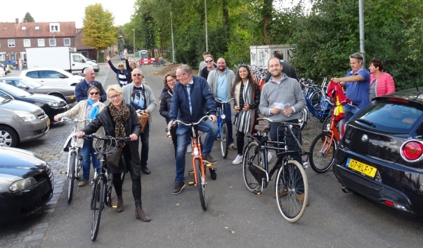 Een eerdere fietstocht van D'n Vuilen Oek.
