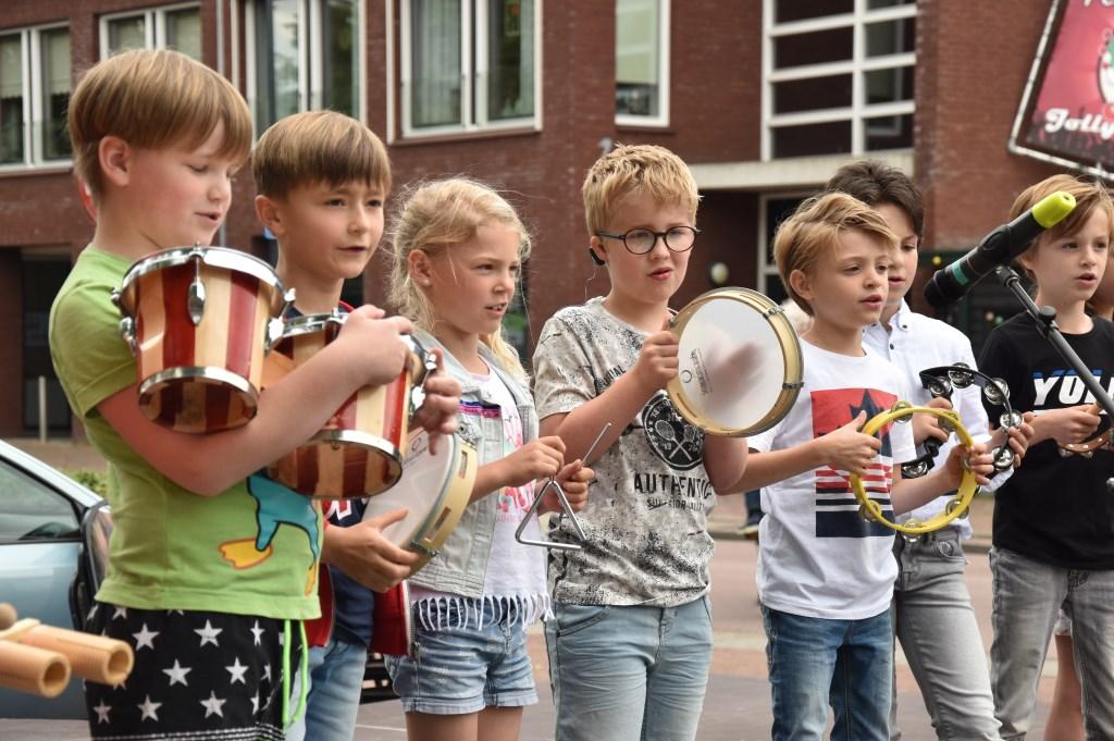 Plezier voor jong en oud.  Foto: Sandra Smits © Internetbode