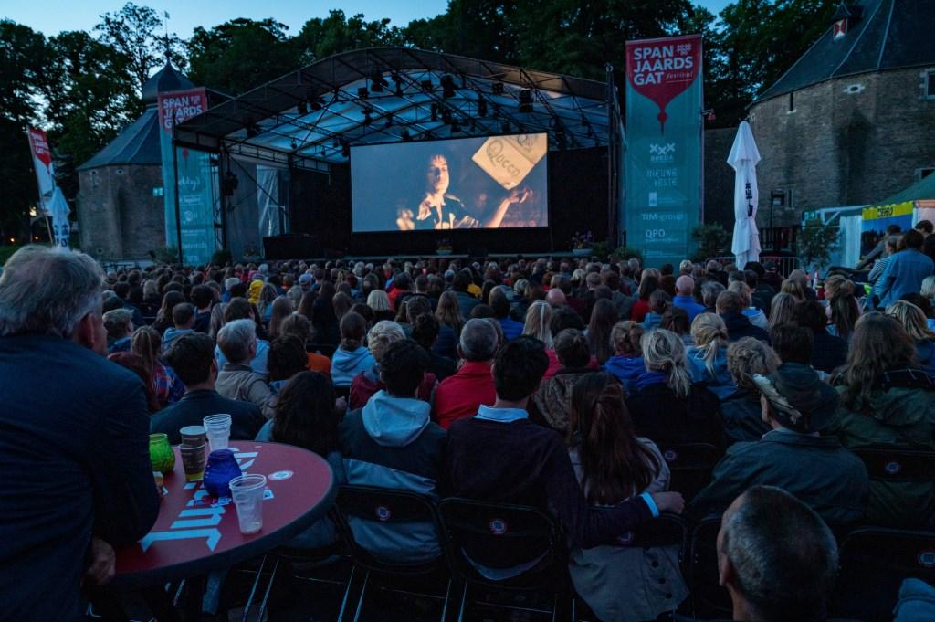 Het Spanjaardsgat Festival vertoonde in samenwerking met Pathé de legendarische film Bohemian Rhapsody.