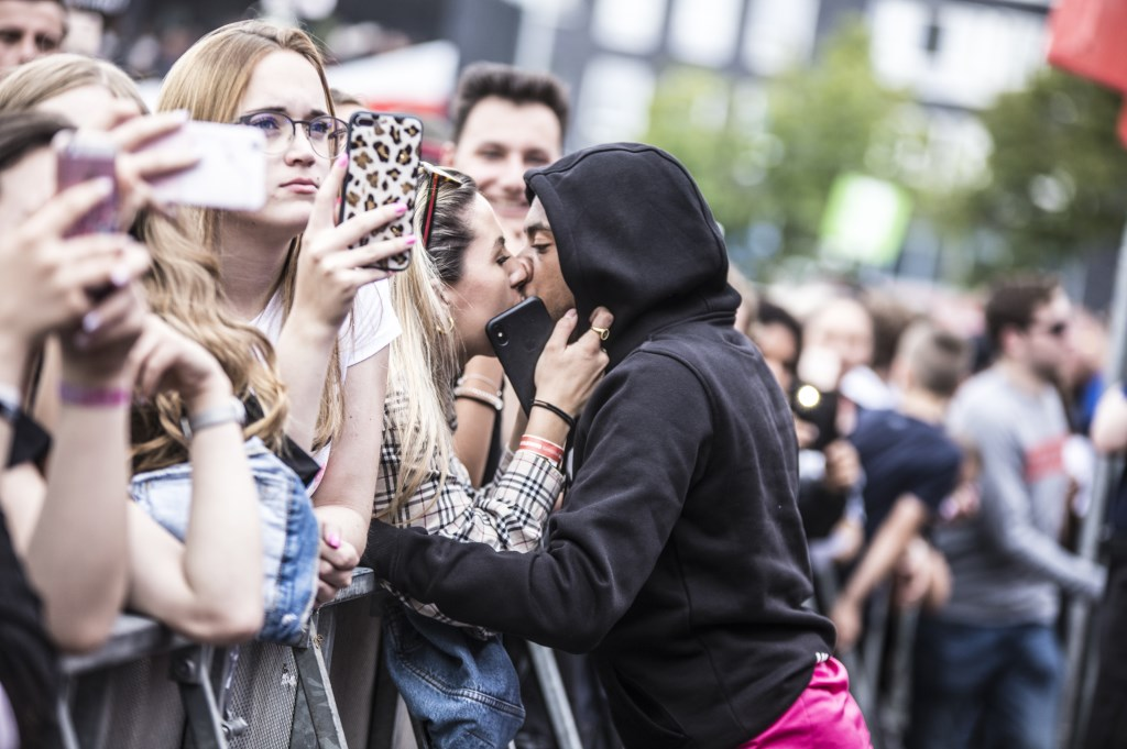 Diverse artiesten maakten van Dancetour een geslaagde dag.  Foto: Vinnie de Laat © BredaVandaag