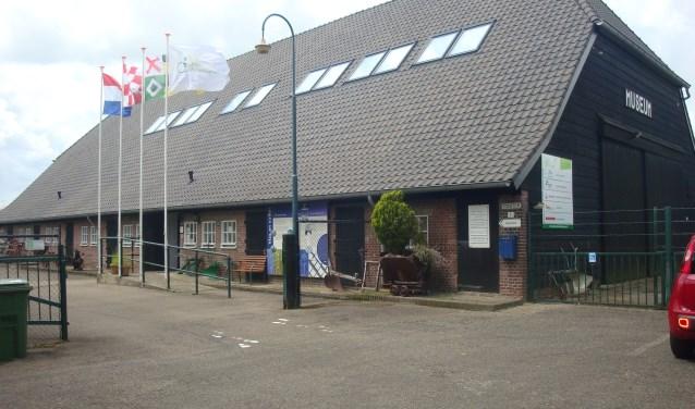 Het Vlasserij-Suikermuseum in Klundert.