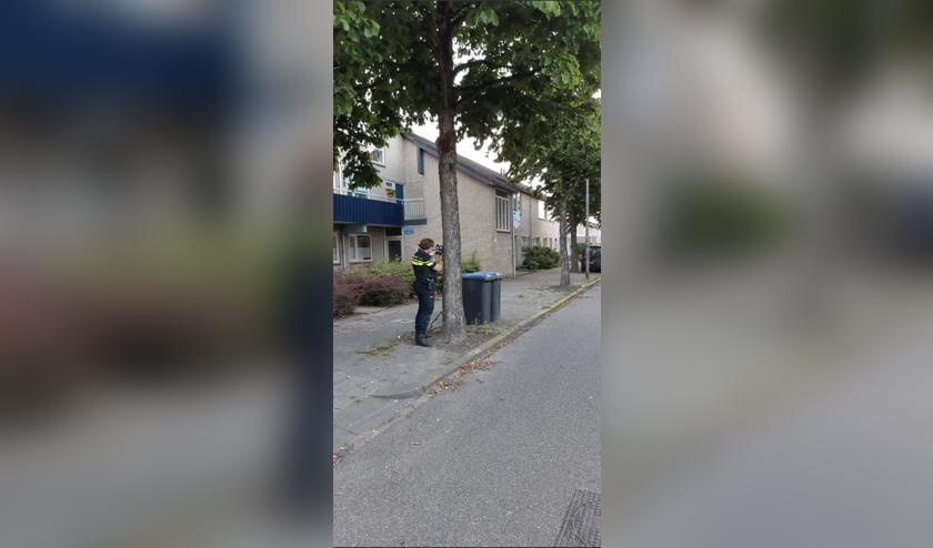 De politie controleerde op twee plekken op snelheid.