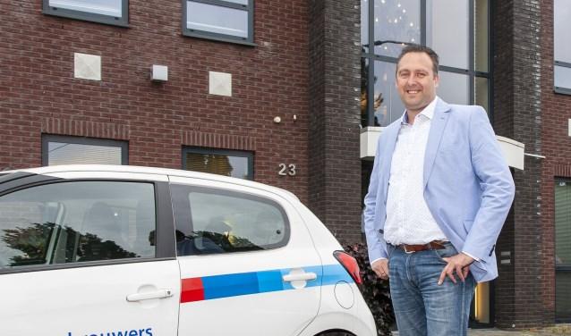 Wesley Bleijenberg, vestigingsmanager in Breda.