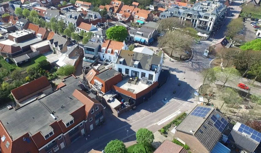 't Groentje in Domburg. FOTO GEMEENTE VEERE