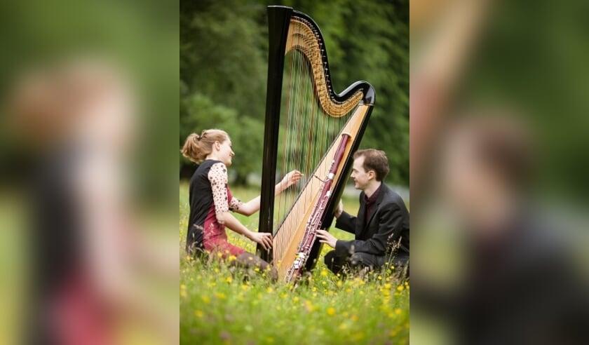 Harp&fagot-duo HarpSoon