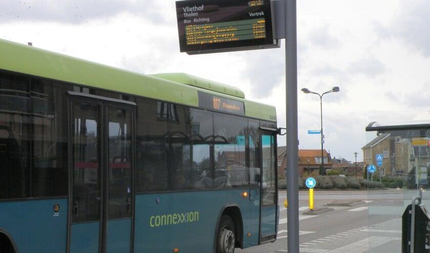 Thover vormt een alternatief voor het reguliere openbaar vervoer