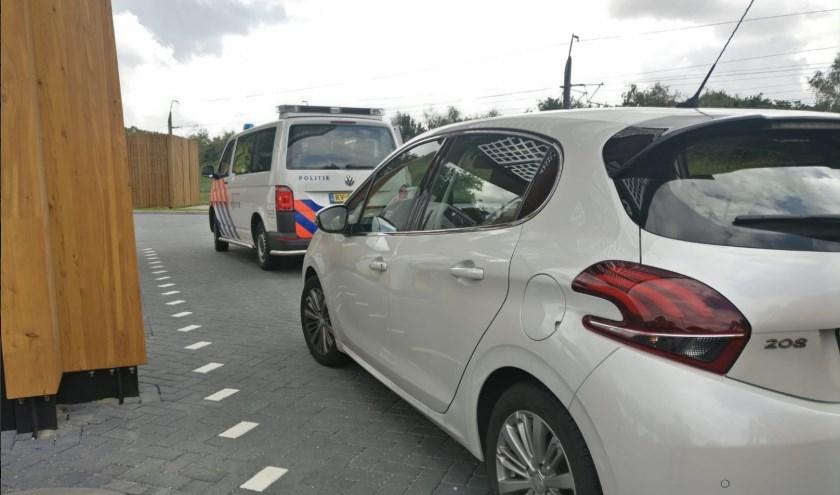 De auto kon aan de kant gezet worden na een ANPR-hit.