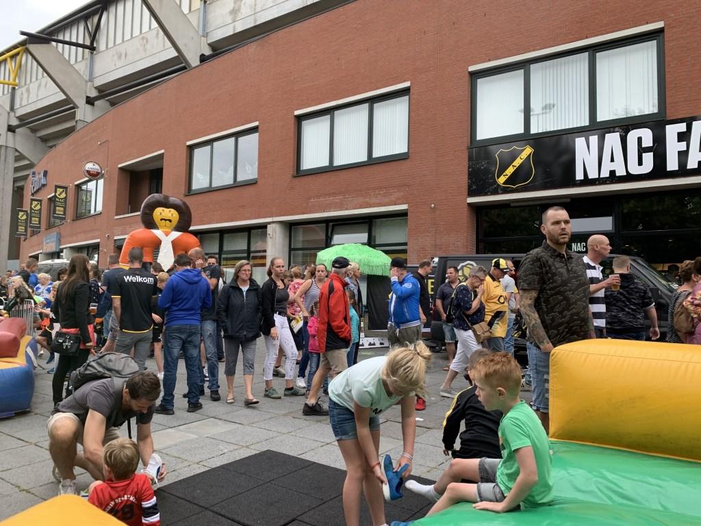 Het was een geslaagde open dag.  Foto: Wesley van der Linde/GroenNieuws © BredaVandaag