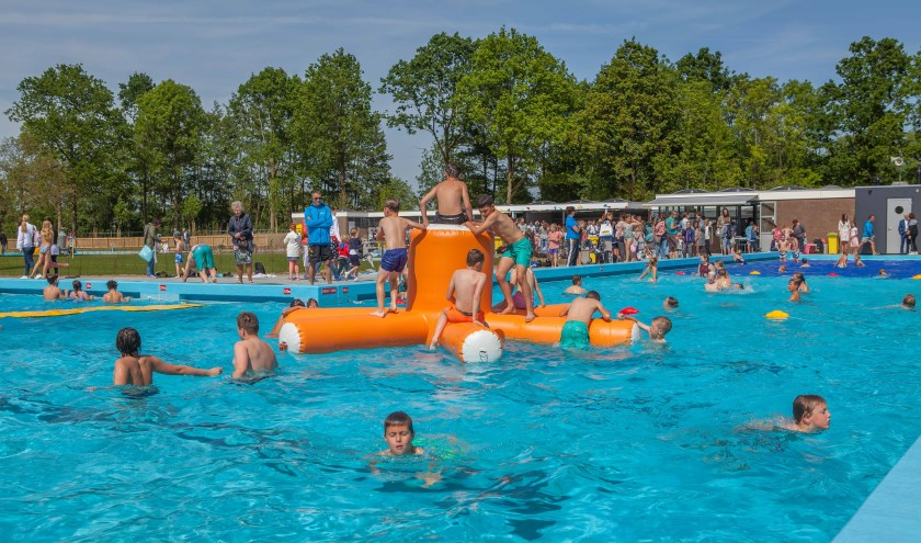 De technische installatie van zwembad De Spetter in Tholen is niet in orde.