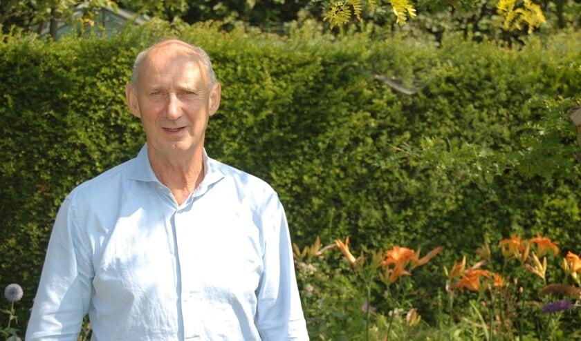 Johan Eckhardt is vrijwilliger sinds zijn 16e en nog niet van plan te stoppen.