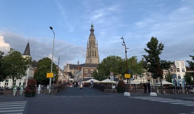 De tour du jour is vervangen door De Biertuin.  Foto: Wesley van der Linde/GroenNieuws.nl © BredaVandaag