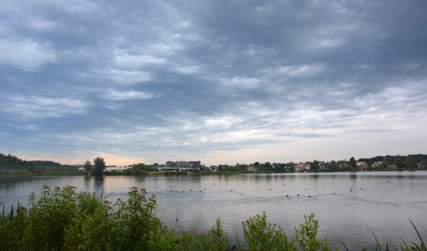 Spookwolken boven Asterdplas 2017