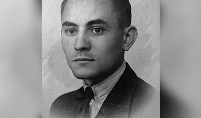 Verzetsstrijder Nicolaas Corstanje uit Goes overleed op 25-jarige leeftijd.