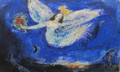 Beveland - Internetbode - Kunst in de kerk van Marc Chagall Chagall Roosendaal Agenda