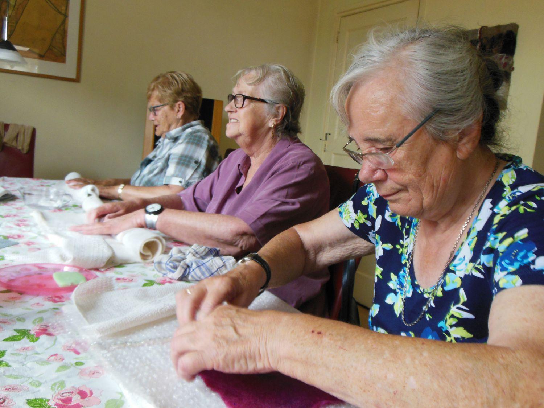 Genoeg Bergse ouderen ontdekken de wereld dankzij BAS | Bergen op Zoom #MR49