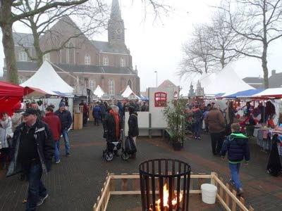 Heerl 8217 K Kerst Organiseert Zevende Kerstmarkt Roosendaal