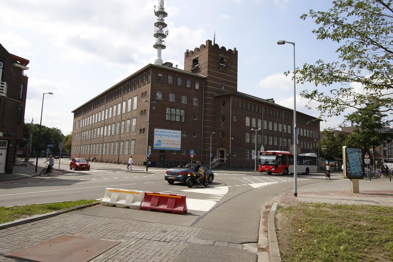 Voormalig KPN-gebouw Oude Vest.