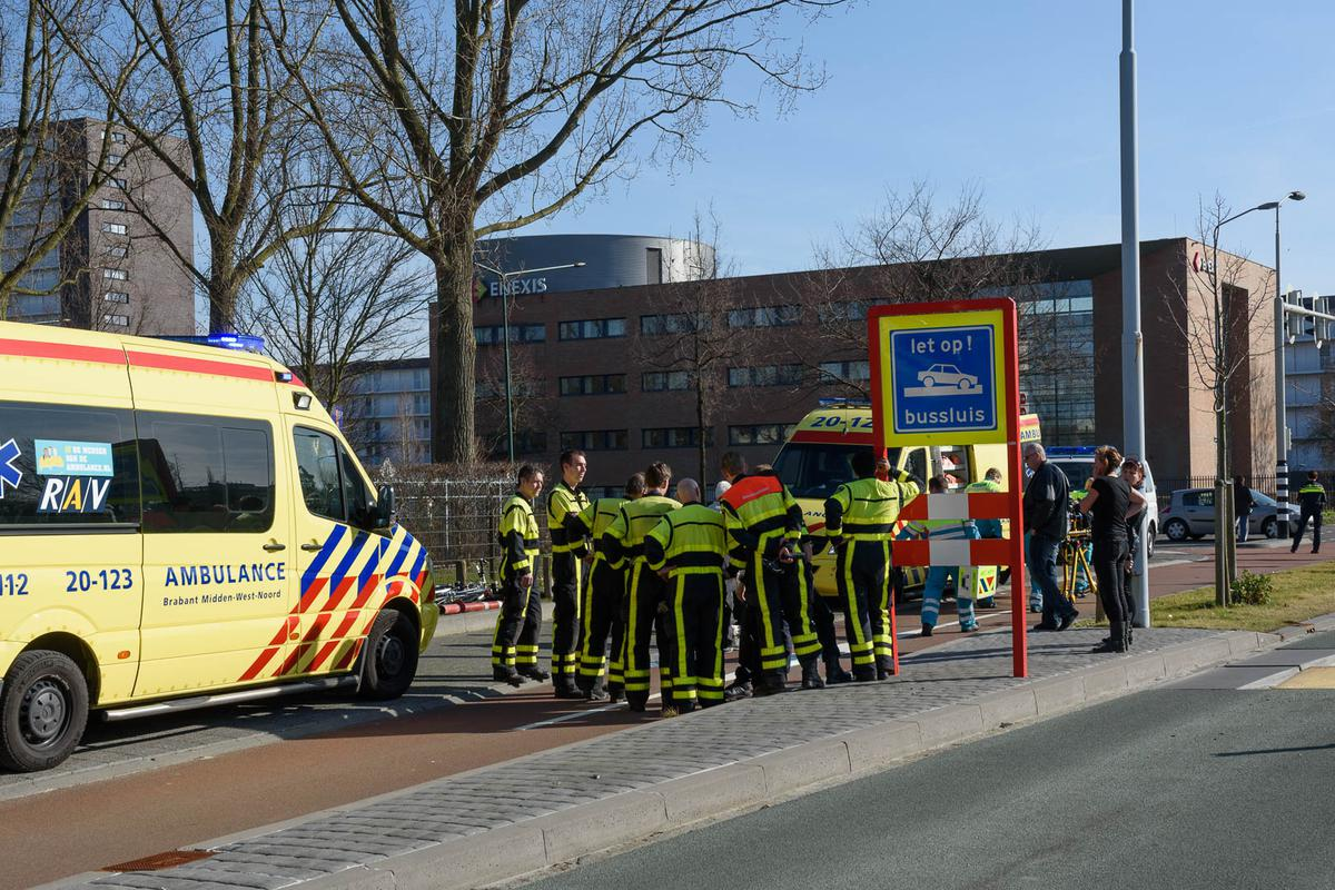 Ongeluk op Biesdonkweg 2015