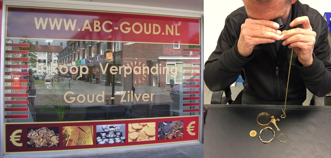 25c98981e37 ABC-Goud koopt, verkoopt, verpandt en repareert sieraden