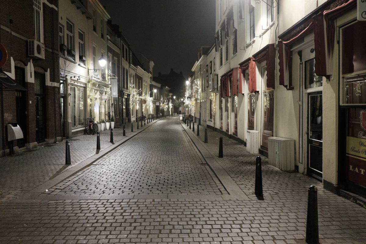 Annastraat in hartje centrum.