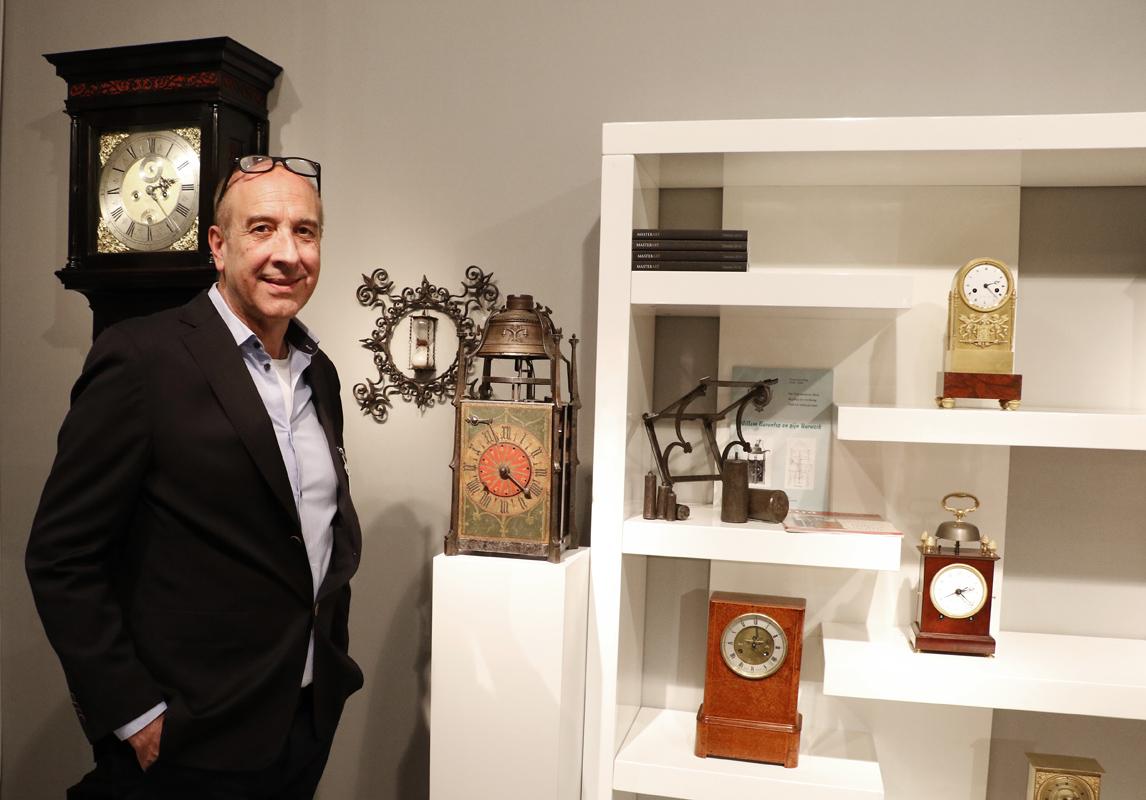 ART Breda verleidt met bijzondere klokken, Breitner en Mesdag