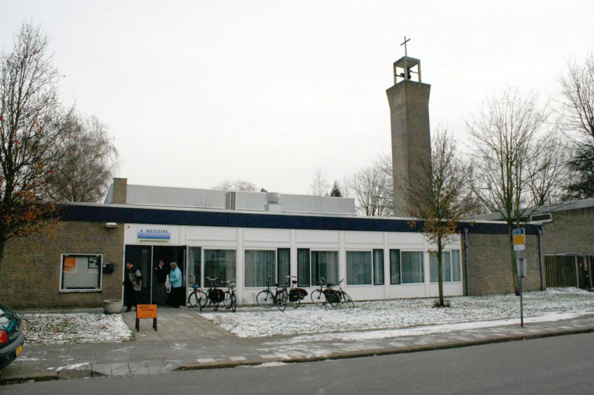 Buurthuis Biesdonk. foto Serge Mouthaan