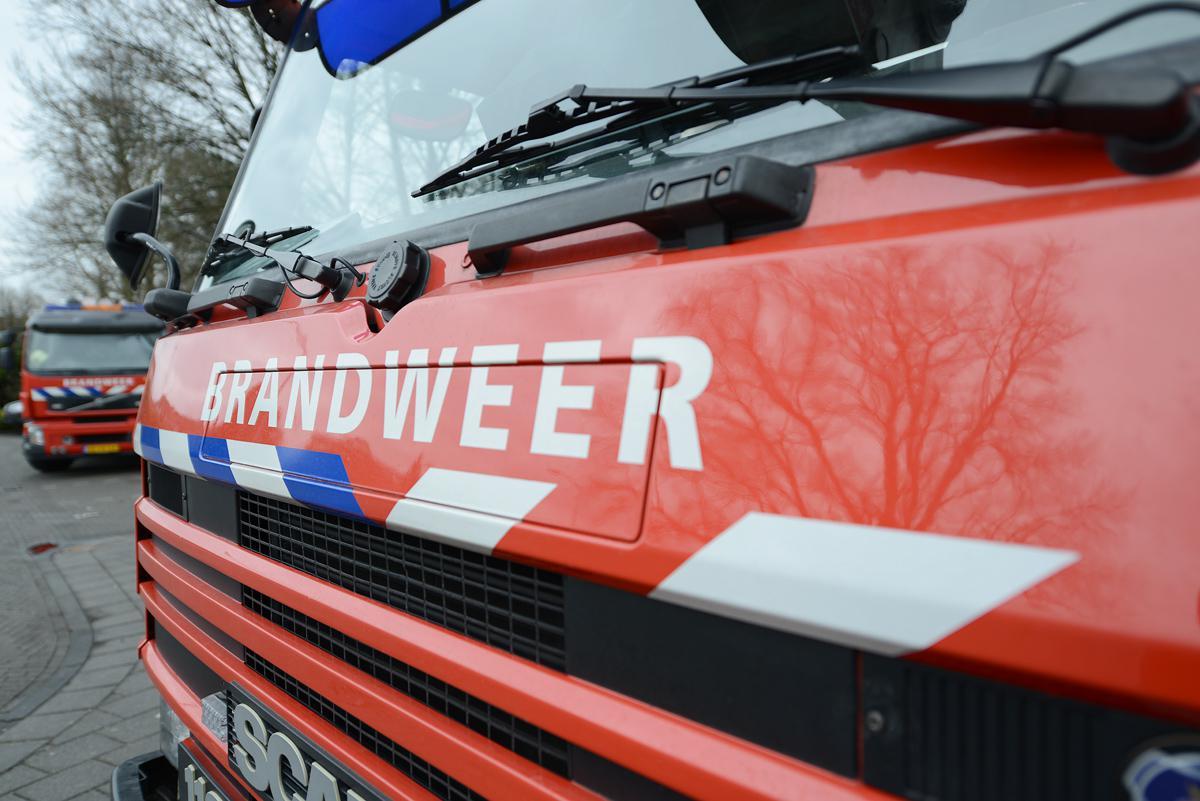 Brandweer. foto Hinke Rutten