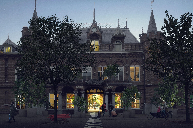Breda Botanique wordt de nieuwe naam van het hoofdgebouw van de Chassékazerne, het voormalige Breda's Museum.