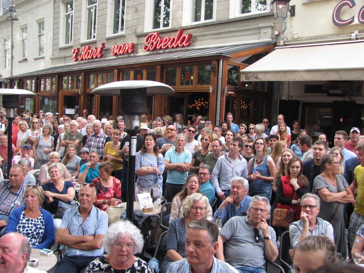 Breda Jazz Festival trekt weer tienduizenden bezoekers