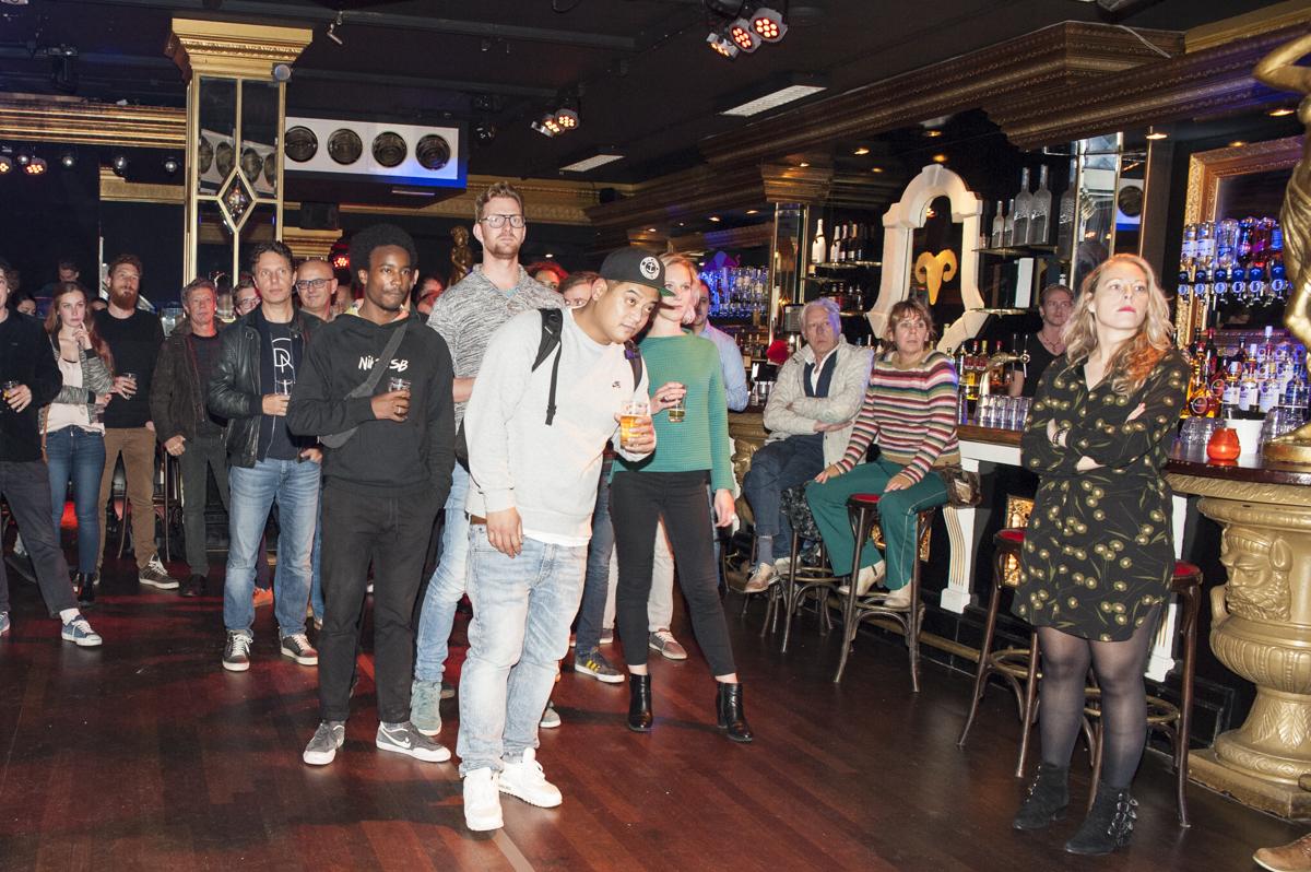 De eerste editie van BredaPraat over uitgaan in Kerkplein.