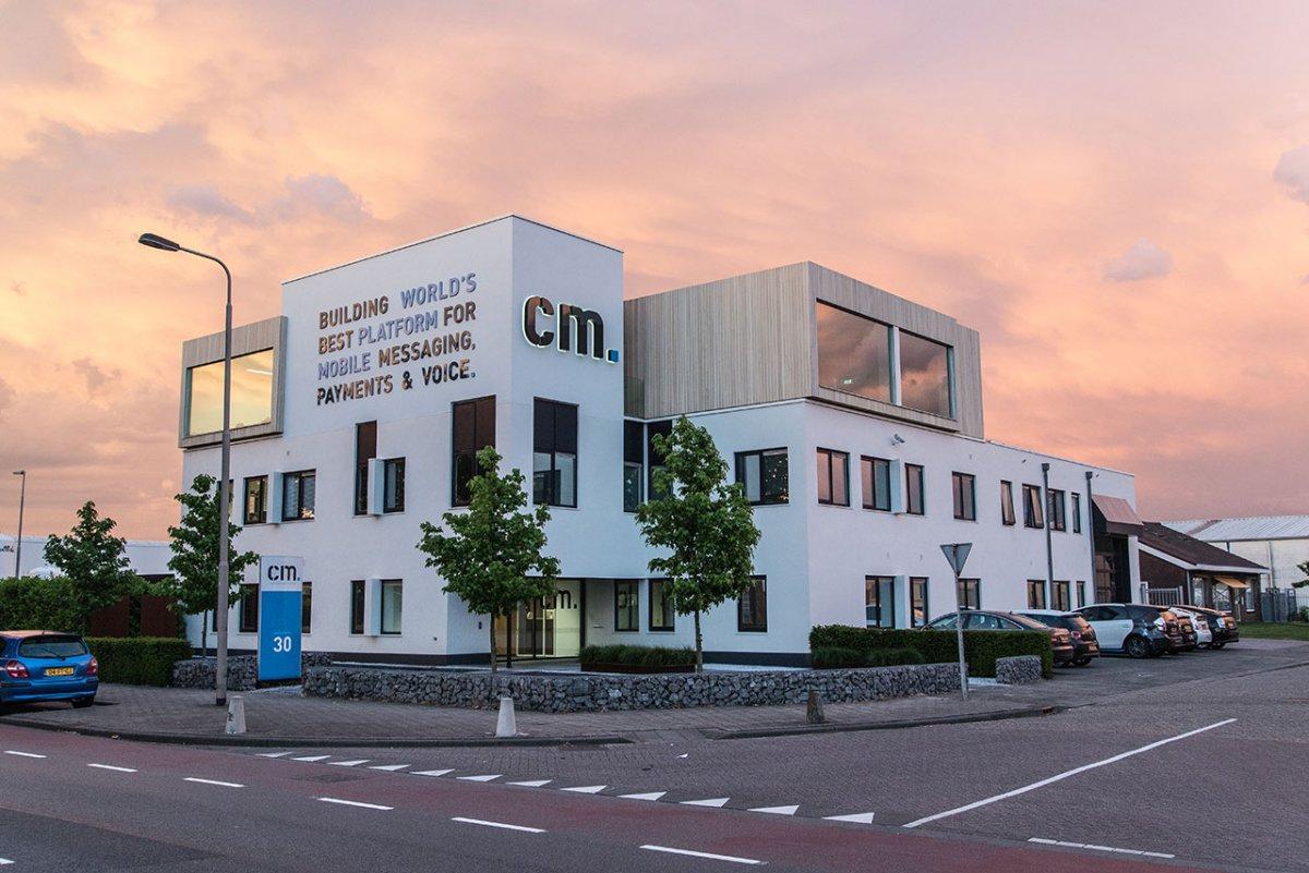 CM in Breda.
