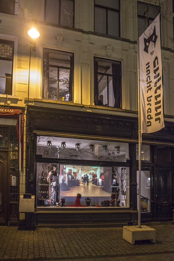 Snuffelen aan cultureel Breda tijdens de Cultuurnacht Breda.