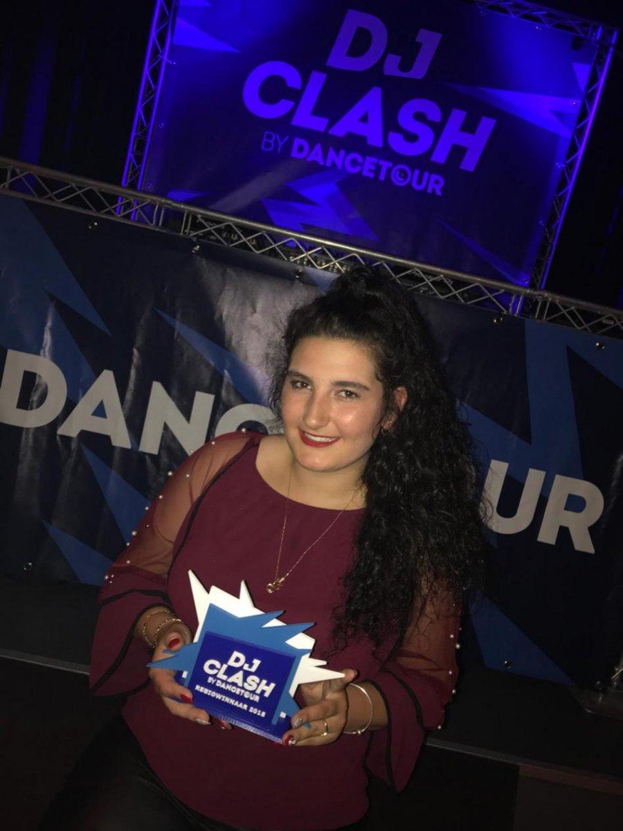 15-jarige DJ Deem's van DJ School naar debuut op Dancetour Breda