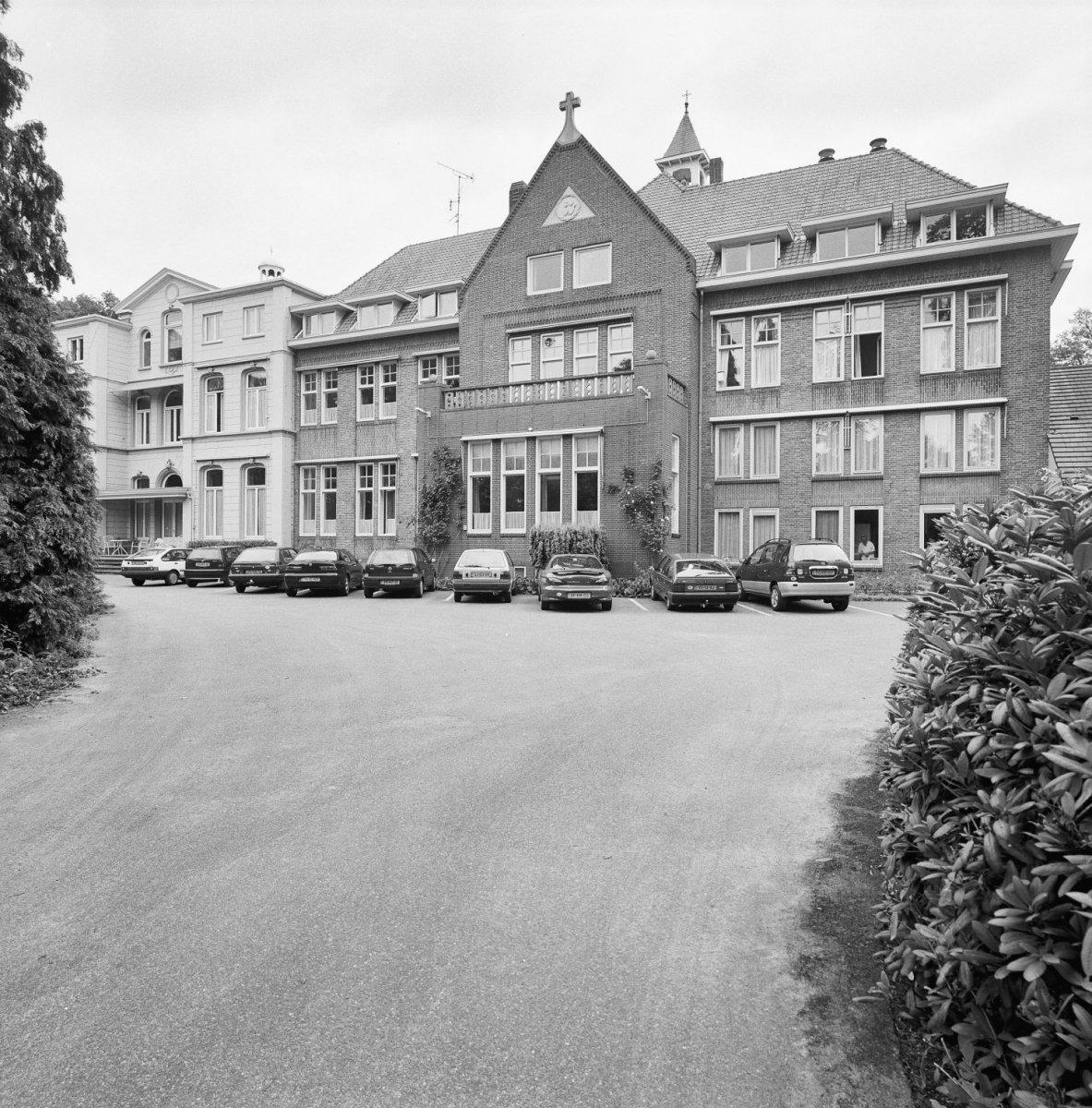 Wordt het klooster aan de Seminarieweg nu echt een hotel?