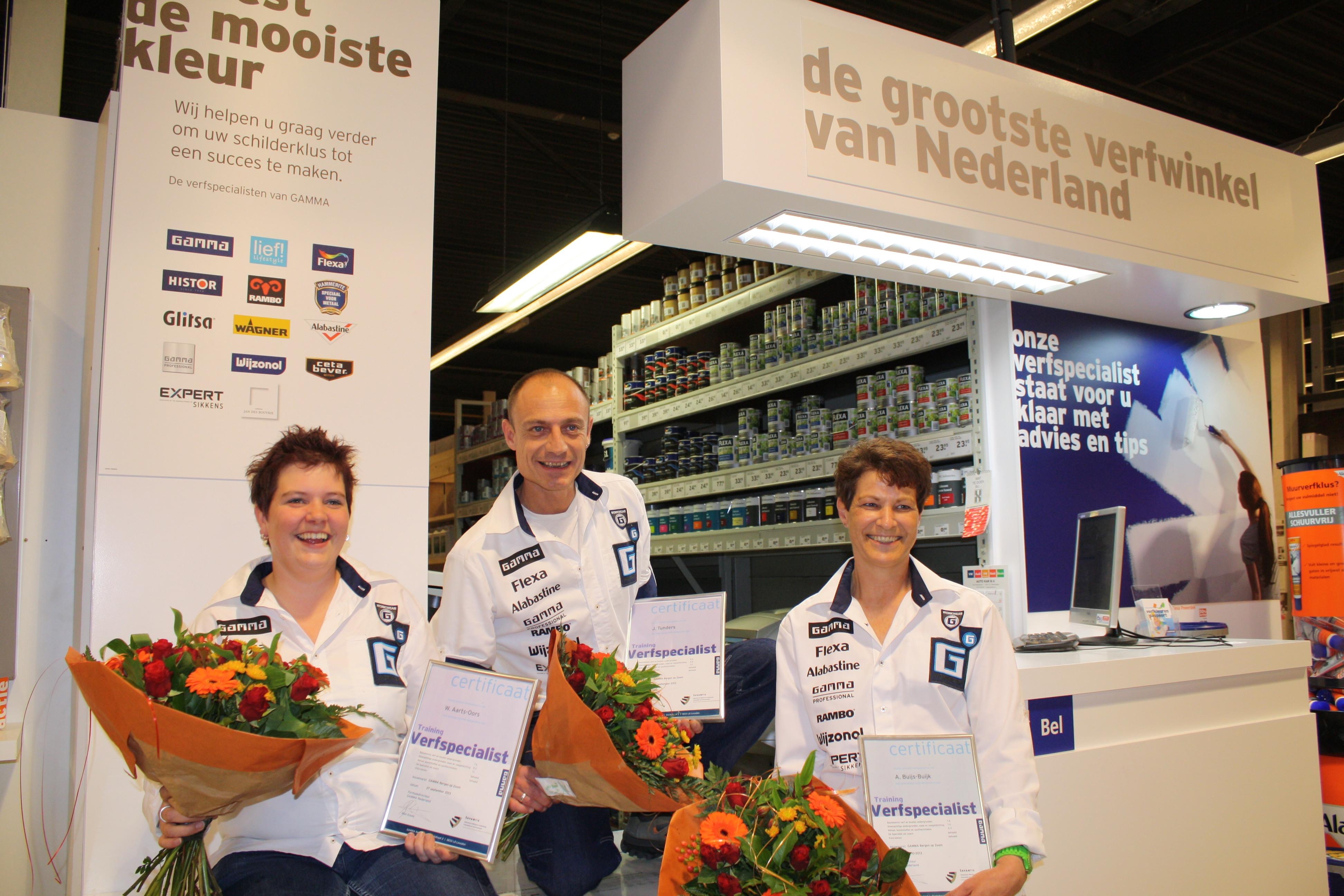 Gamma Bergen Op Zoom.Gamma Bergen Op Zoom De Grootste Verfwinkel Van Nederland