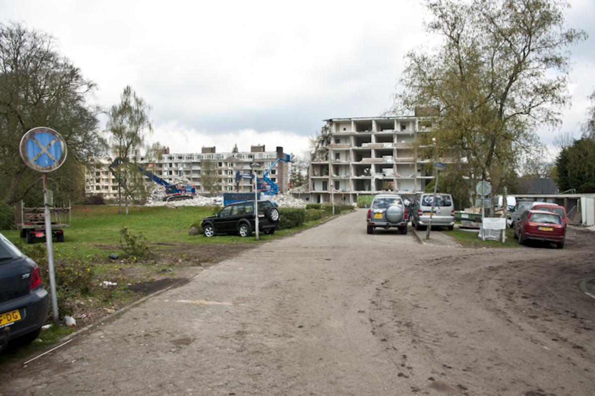 Maandag 4 april in het Markdal. foto Guido van der Kroef  © BredaVandaag