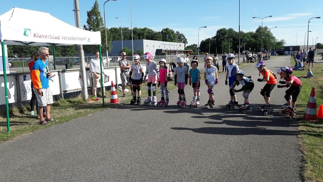 Inline kampioenschap skaten Breda