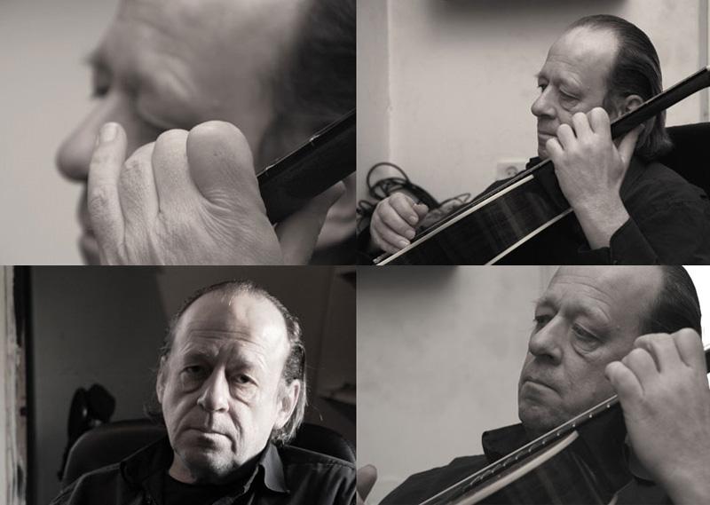 Bluesmuzikant Jan de Bruin uit Zundert. 14 november presenteert hij zijn CD The Long Way Home in Mezz.