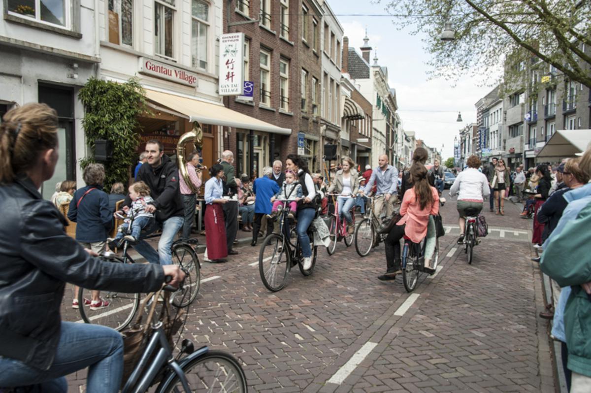 Donderdag om half twee werd het 43e Breda Jazz festival officieel geopend.