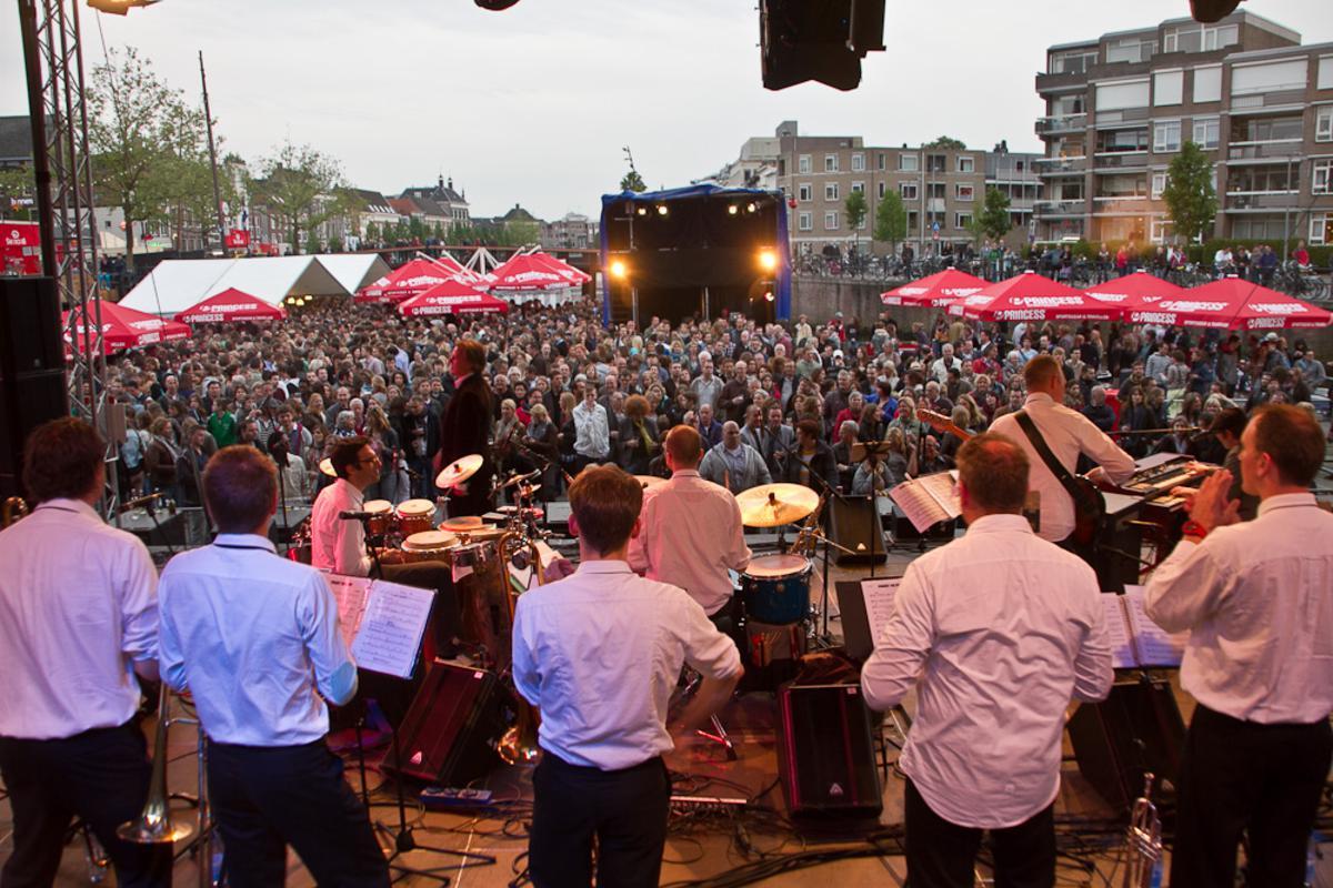 Jazz Festival 2012 donderdagavond. foto Jorgen Janssen