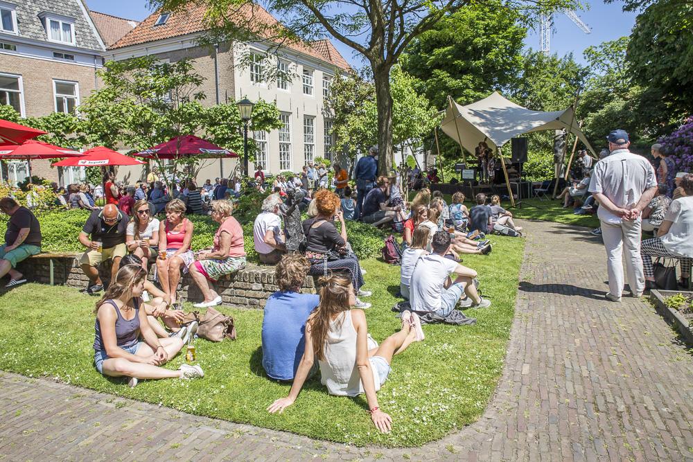 geen tenten bij breda jazzfestival 2017